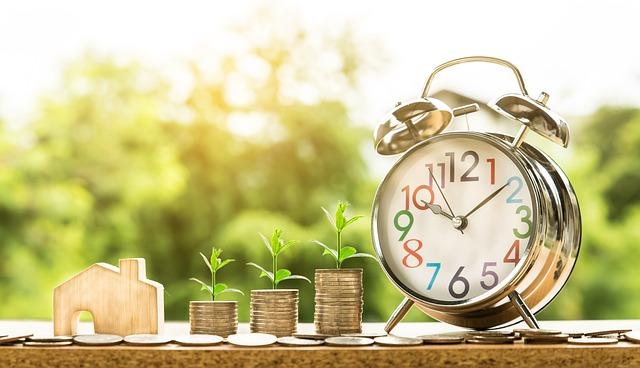 dům, peníze a čas