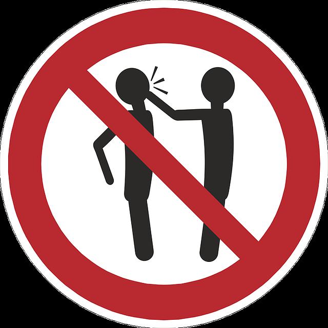 násilí